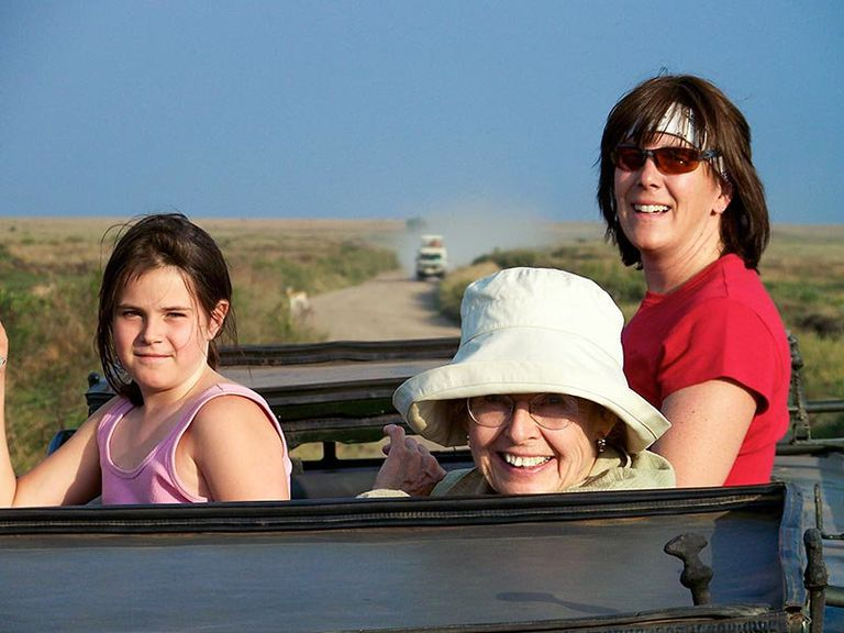 पर्यावरण पर्यटन group Journeys International specializes in multigenerational travel to exotic locales.