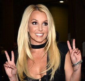 A picture of Britney Spears
